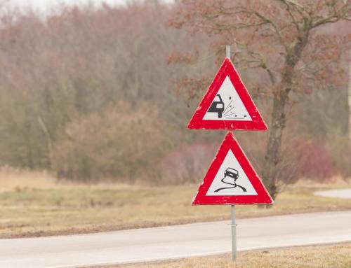 Verkeersveiligheid bij oogstwerkzaamheden